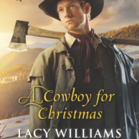 REVIEW: Lacy Williams' A COWBOY FOR CHRISTMAS, And For Eternity