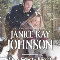Review: Janice Kay Johnson's ONE FROSTY NIGHT, Or High School Sweethearts Reunite
