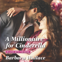 REVIEW: Barbara Wallace's A MILLIONAIRE FOR CINDERELLA, Or Throwing Stones