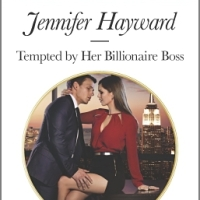 "REVIEW: Jennifer Hayward's TEMPTED BY HER BILLIONAIRE BOSS, Or ""She fills gaps."""