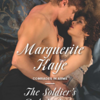 "REVIEW: Marguerite Kaye's THE SOLDIER'S REBEL LOVER, ""I could not love thee, dear, so much ... """