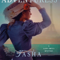 MINI-REVIEW: Tasha Alexander's THE ADVENTURESS