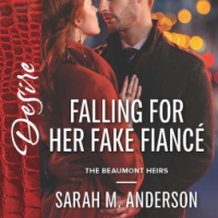REVIEW: Sarah M. Anderson's FALLING FOR HER FAKE FIANCE, Or How to Write a Romance Novel