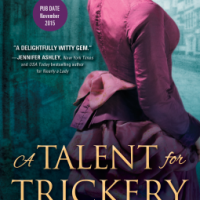 MINI-REVIEW: Alissa Johnson's A TALENT FOR TRICKERY