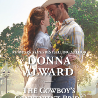 MINI-REVIEW: Donna Alward's THE COWBOY'S CONVENIENT BRIDE
