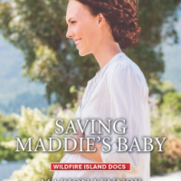 REVIEW: Marion Lennox's SAVING MADDIE'S BABY