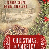 "Mini-Review: Donna Thorland's ""Christmas At Mount Holly"" in the  CHRISTMAS IN AMERICA Anthology"