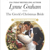 Lynne Graham's THE GREEK'S CHRISTMAS BRIDE, Or Emotional Pay-Off