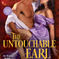 Amy Sandas's THE UNTOUCHABLE EARL