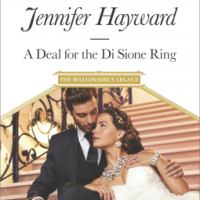 Jennifer Hayward's A DEAL FOR THE DI SIONE RING