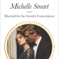Michelle Smart's MARRIED FOR THE GREEK'S CONVENIENCE