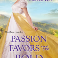 MINI-REVIEW: Theresa Romain's PASSION FAVORS THE BOLD