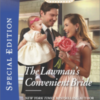 Wendy's TBR Challenge Mini-Review: Christine Rimmer's THE LAWMAN'S CONVENIENT BRIDE