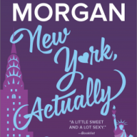 MINI-REVIEW: Sarah Morgan's NEW YORK, ACTUALLY, or A Tale Of Two ... Dogs