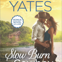 Review: Maisey Yates's SLOW BURN COWBOY