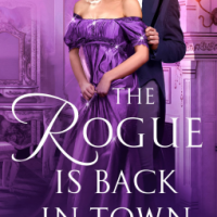 MINI-REVIEW: Anna Bennett's THE ROGUE IS BACK IN TOWN