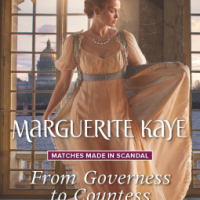 MINI-REVIEW: Marguerite Kaye's FROM GOVERNESS TO COUNTESS