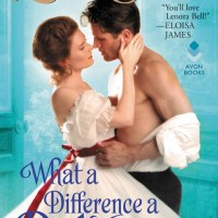 Reading Revivified and A Review of Lenora Bell's WHAT A DIFFERENCE A DUKE MAKES
