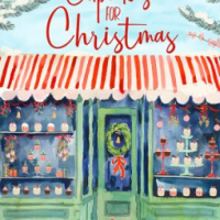MINI-REVIEW: Kate Hewitt's CUPCAKES FOR CHRISTMAS