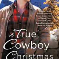 REVIEW: Caitlin Crews's A TRUE COWBOY CHRISTMAS