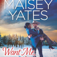 REVIEW: Maisey Yates's WANT ME, COWBOY