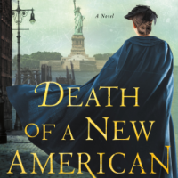 MINI-REVIEW: Mariah Fredericks's DEATH OF A NEW AMERICAN