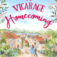 MINI-REVIEW: Kate Hewitt's A VICARAGE HOMECOMING