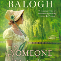 REVIEW: Mary Balogh's SOMEONE TO HONOR