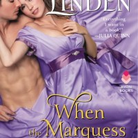 MINI-REVIEW: Caroline Linden's WHEN THE MARQUESS WAS MINE
