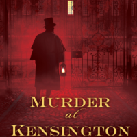 REVIEW: Andrea Penrose's MURDER AT KENSINGTON PALACE