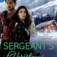MINI-REVIEW: Megan Crane's SERGEANT'S CHRISTMAS SIEGE