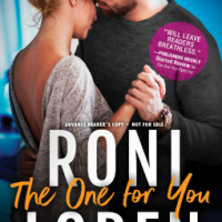 MINI-REVIEW: Roni Loren's THE ONE FOR YOU (Ones Who Got Away #4)