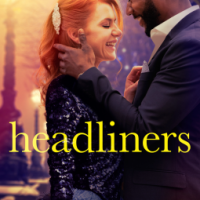MINI-REVIEW: Lucy Parker's HEADLINERS (London Celebrities #5)