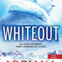 REVIEW: Adriana Anders's WHITEOUT