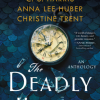 Mini-Review: Kearsley's, Huber's, Trent's, and Harris's THE DEADLY HOURS